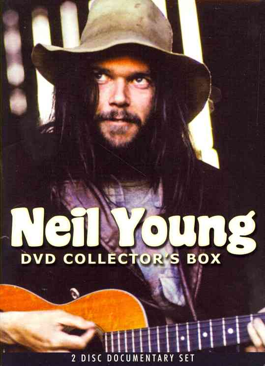COLLECTOR'S BOX BY YOUNG,NEIL (DVD)