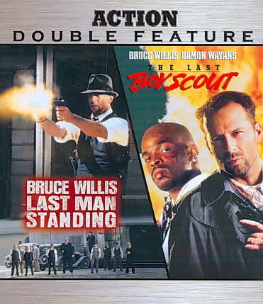 LAST BOY SCOUT/LAST MAN STANDING BY WILLIS,BRUCE (Blu-Ray)